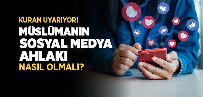 Sosyal Medya Kullanırken Dikkat Edilmesi Gerekenler