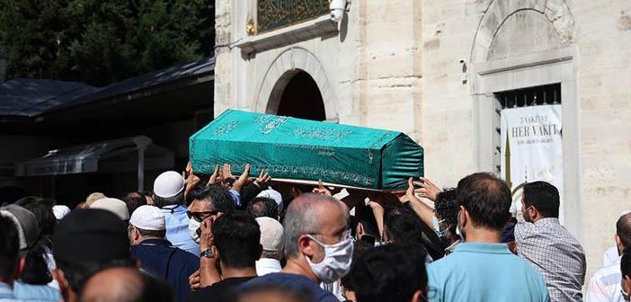 Bediüzzaman Said Nursi'nin Talebelerinden Mehmet Fırıncı Efendi Son Yolculuğuna Uğurlandı