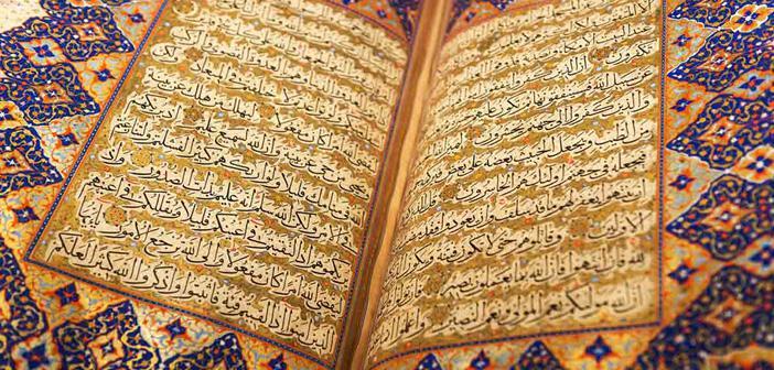 Kur'an'ın İndiği Çevre