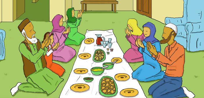 """""""Allah'a ve Ahiret Gününe İman Eden Kişi Misafirine İkram Etsin"""" Hadisi"""
