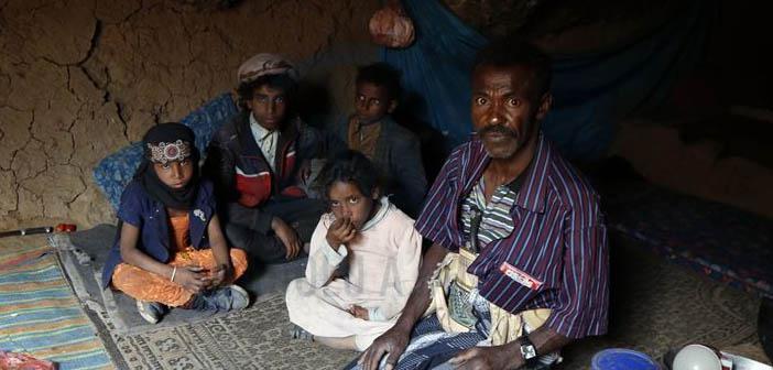 Yemen'deki En Büyük Sorun Açlık Krizi