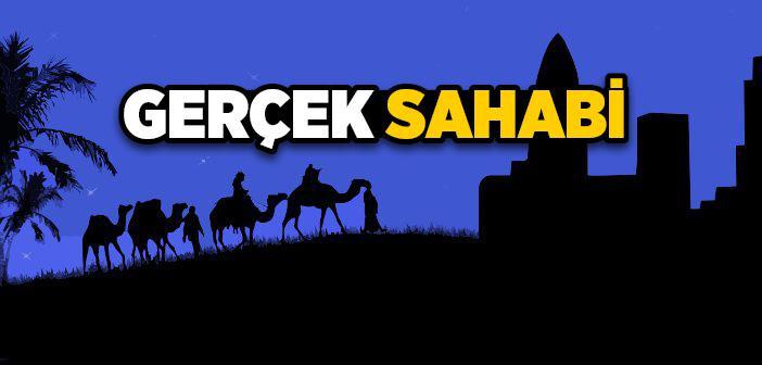 Gerçek Sahabi
