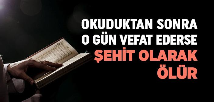 Lev Enzelna Arapça Türkçe Okunuşu - Lev Enzelna Oku, Fazileti ve Anlamı