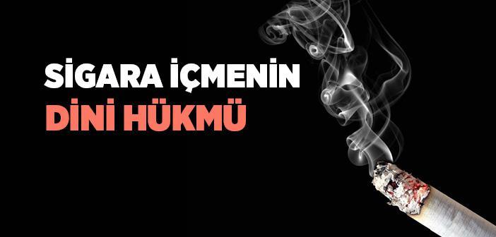 İslam'da Sigara İçmenin Hükmü