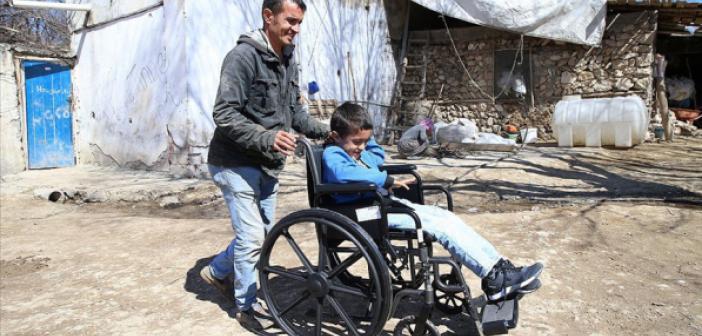 Bedensel Engelli Batuhan İçin Yollar Açılıyor