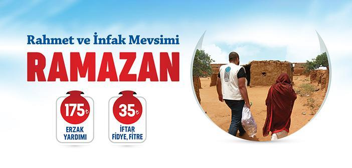 Hüdayi Vakfı'ndan 2021 Yılı Ramazan Kampanyası