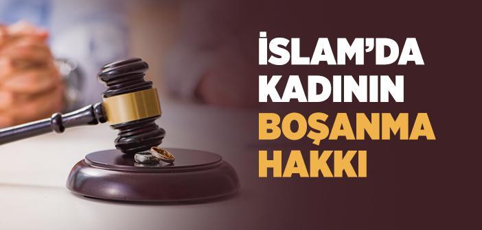 İslam'da Kadının Boşanma Hakkı