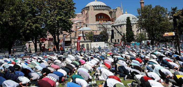 Ramazan Ayının İlk Cuma Namazı