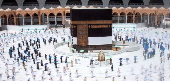 Suudi Arabistan, Ramazanda Kabe'ye Kabul Edilecek Ziyaretçi Sayısını Artırıyor