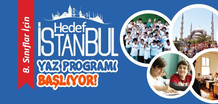 8. Sınıflara Özel Yaz Programı