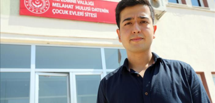 Afgan Genç Hayallerini Türkiye'de Gerçekleştirmek İstiyor