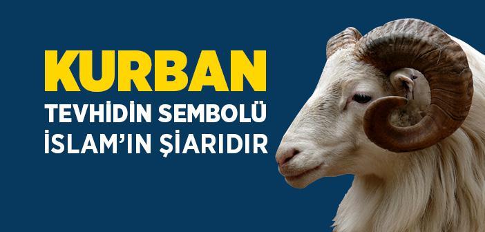 Kurban: Tevhidin Sembolü, İslam'ın Şiarı (16 Temmuz 2021 Cuma Hutbesi)