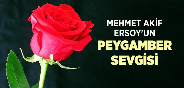 Mehmet Akif Ersoy'un Peygamberimize Yazdığı Şiir