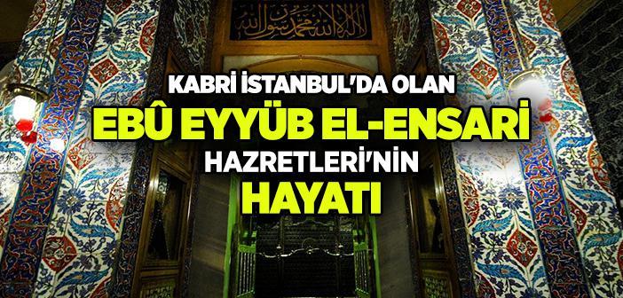Ebu Eyyüb El-Ensari'nin Hayatı