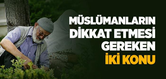 İslam'da Aile ve Akrabalık İlişkileri