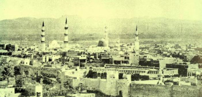 Medine-i Münevvere'de Muahat