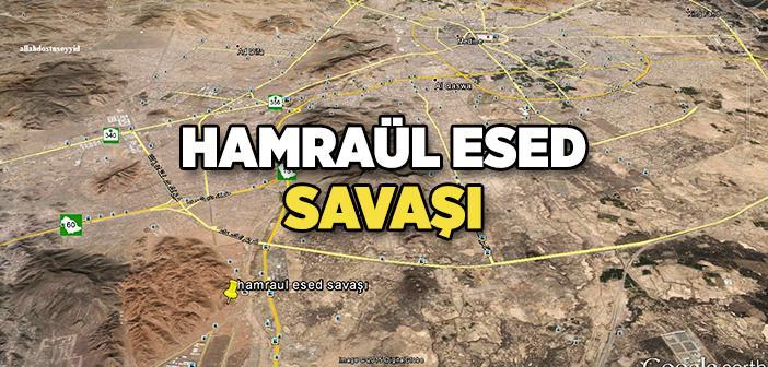 Hamraül Esed Savaşı
