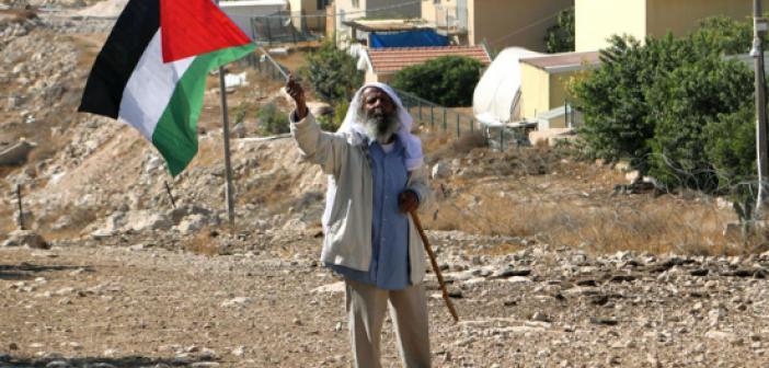 """Bir Gün Filistin Topraklarında İslam Bayrağının Dalgalanacağına İnanıyorum"""
